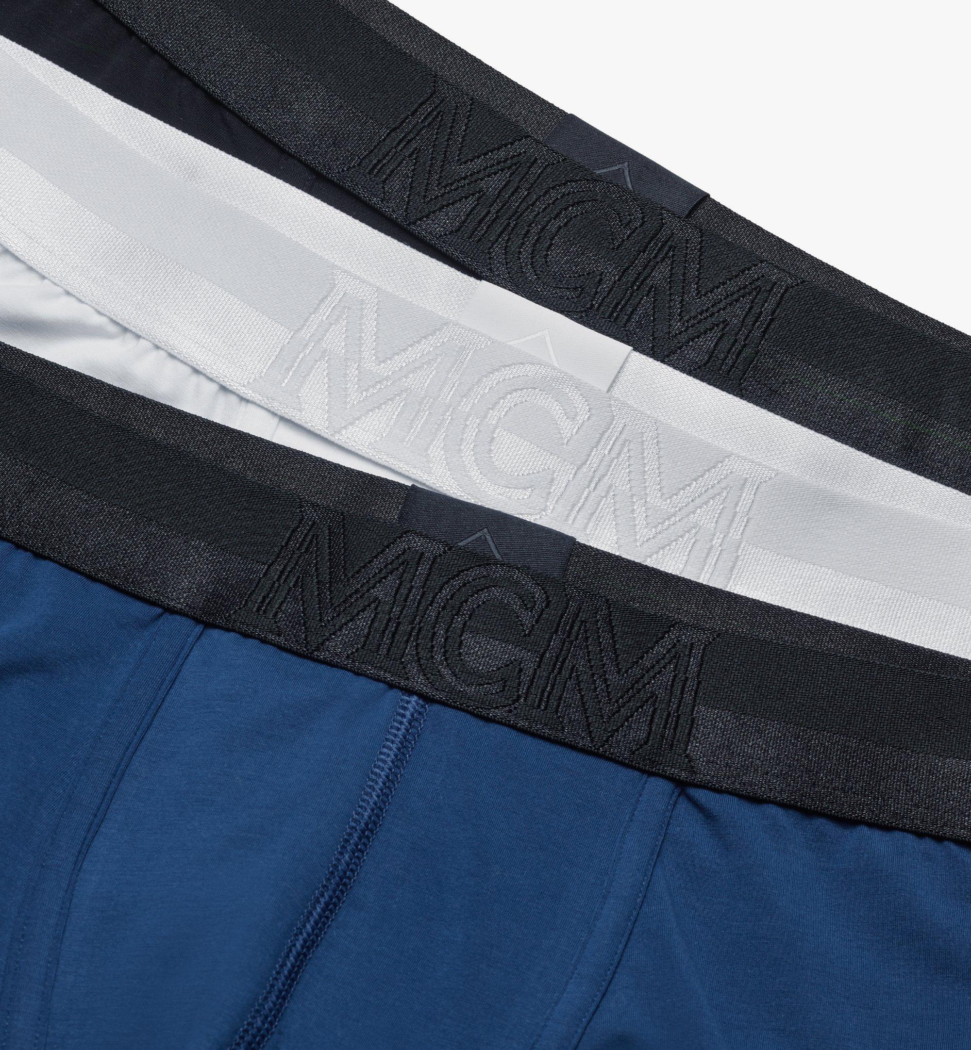 MCM Boxer à imprimé logo pour homme 3er-Pack  MHYASBM05MT2XL Alternate View 4