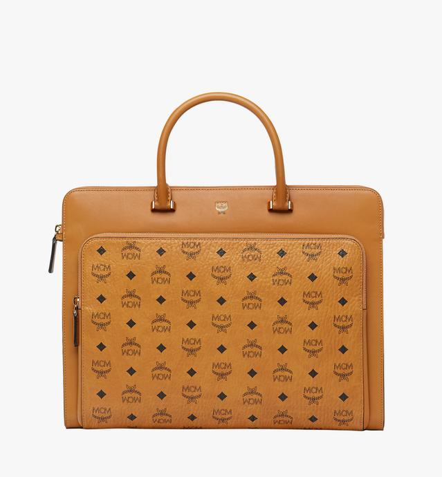 Ottomar Briefcase in Visetos
