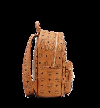 MCM Stark M Studs Backpack in Visetos Alternate View 3