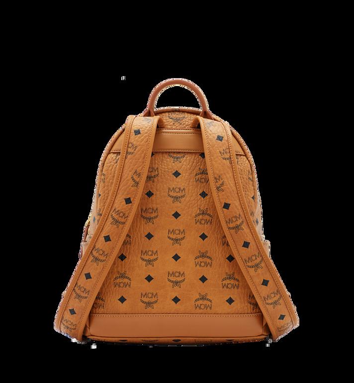 MCM Stark M Studs Backpack in Visetos Alternate View 4