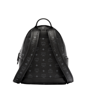 MCM Stark Classic Backpack in Visetos Alternate View 4