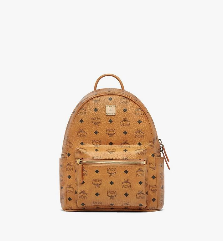 MCM Stark Classic Backpack in Visetos MMK6SVE26CO001 AlternateView