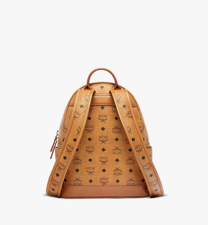 MCM Stark Classic Backpack in Visetos MMK6SVE26CO001 AlternateView4