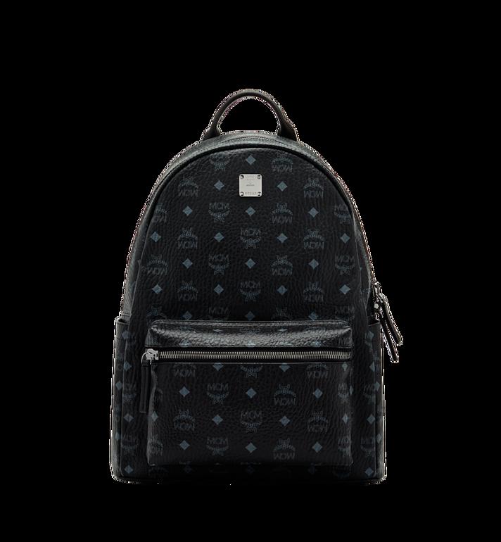 MCM Stark Classic Backpack in Visetos MMK6SVE28BK001 AlternateView