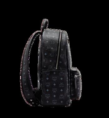MCM Stark Classic Backpack in Visetos Alternate View 3