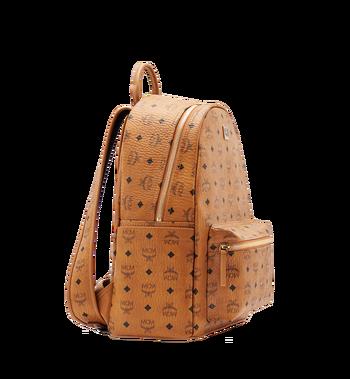 MCM Stark Classic Backpack in Visetos Alternate View 2