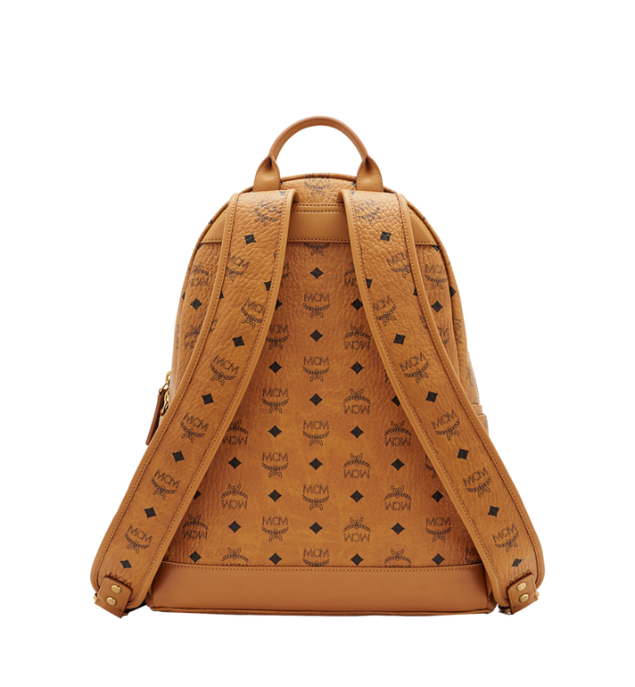 MCM Stark Classic Backpack in Visetos MMK6SVE28CO001 AlternateView4