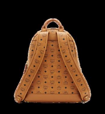 MCM Stark Classic Backpack in Visetos Alternate View 4