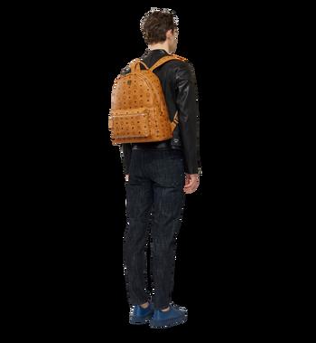 MCM Stark Classic Backpack in Visetos Alternate View 6