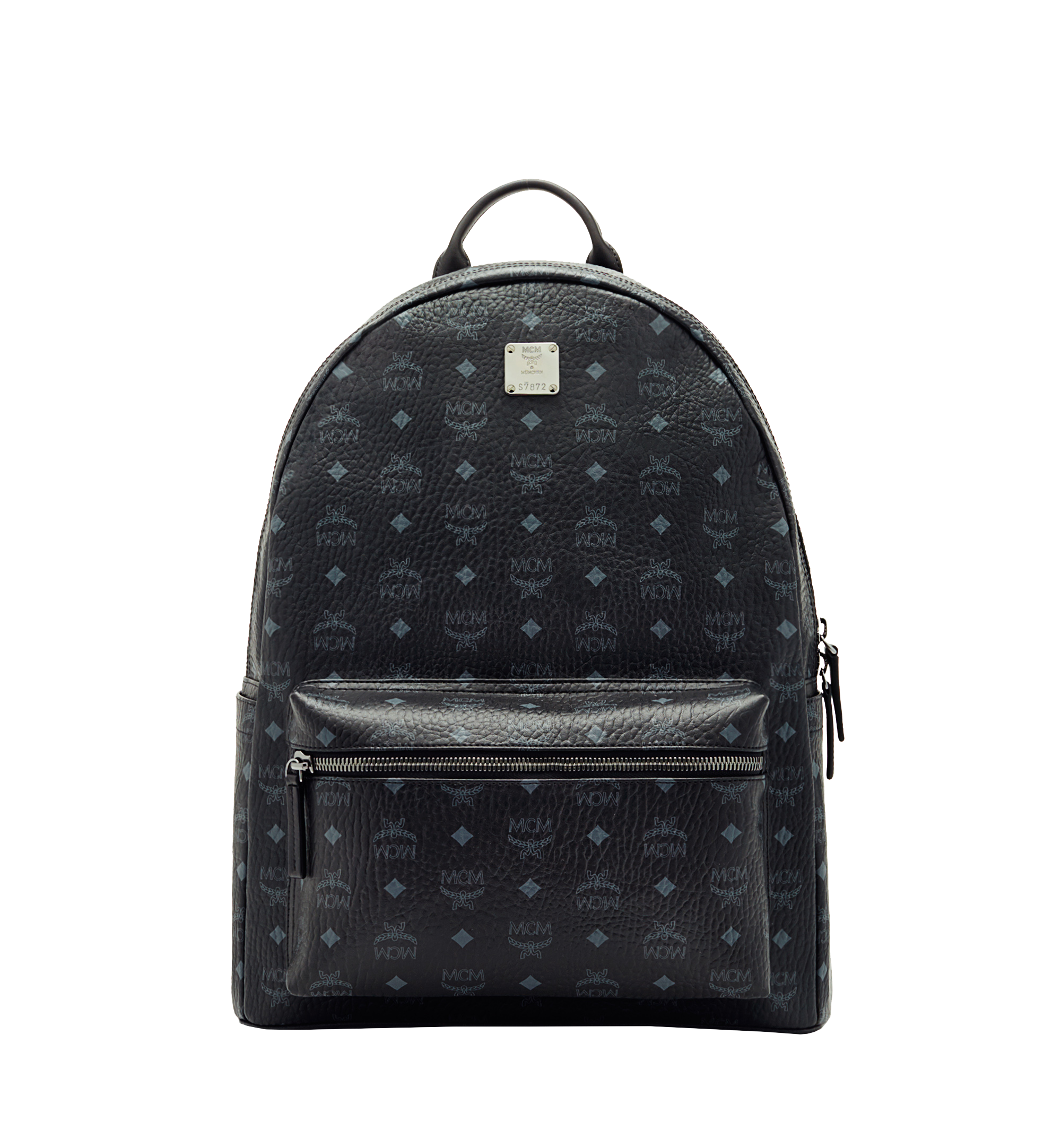 47 cm   18.5 in Stark Classic Backpack in Visetos Black  7a7bc9f2a52f0