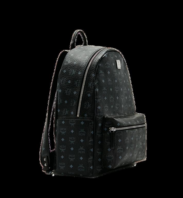MCM Stark Classic Backpack in Visetos MMK6SVE29BK001 AlternateView2