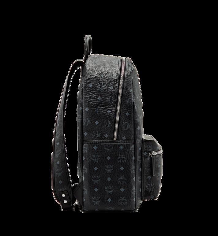 MCM Stark Classic Backpack in Visetos MMK6SVE29BK001 AlternateView3