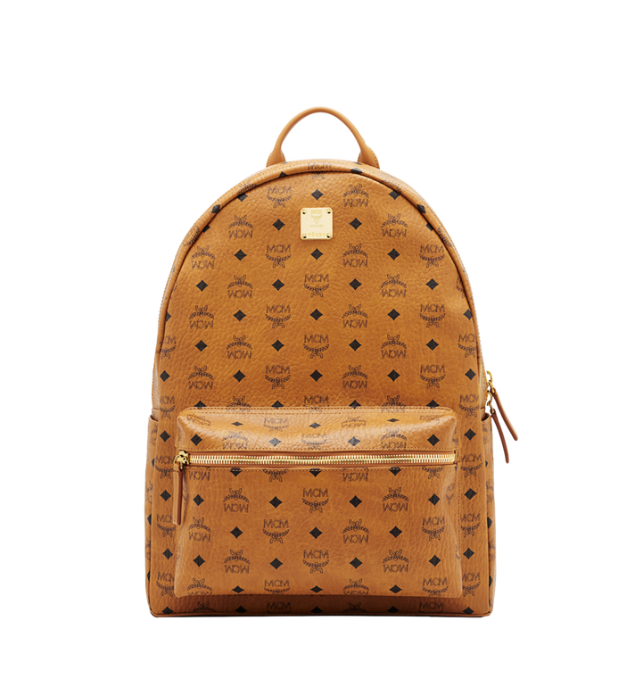 MCM Stark Classic Backpack in Visetos MMK6SVE29CO001 AlternateView