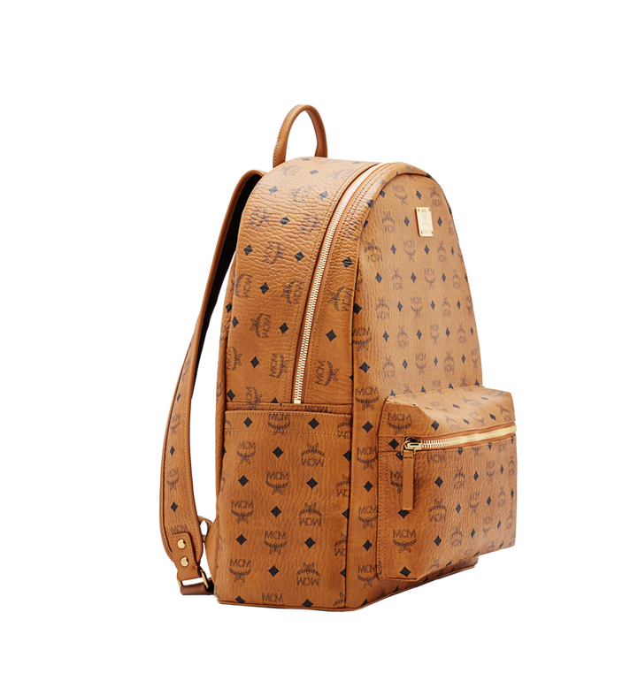 MCM Stark Classic Backpack in Visetos MMK6SVE29CO001 AlternateView2