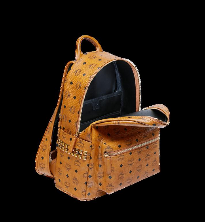 MCM Stark Side Studs Backpack in Visetos AlternateView5