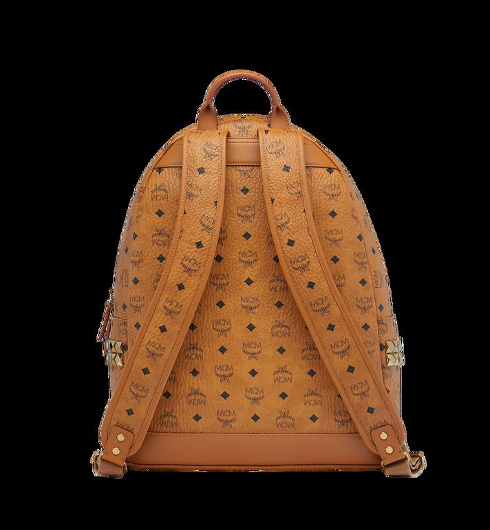 MCM Stark Side Studs Backpack in Visetos MMK6SVE39CO001 AlternateView4