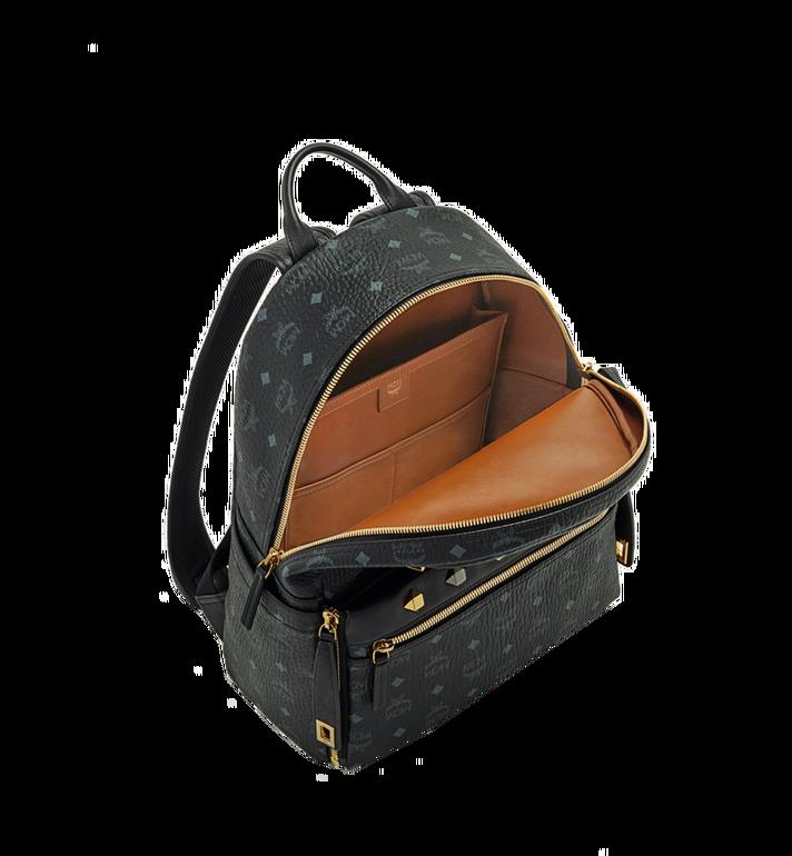 MCM Dual Stark Backpack in Visetos Alternate View 5