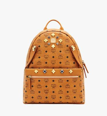 Dual Stark Backpack in Visetos