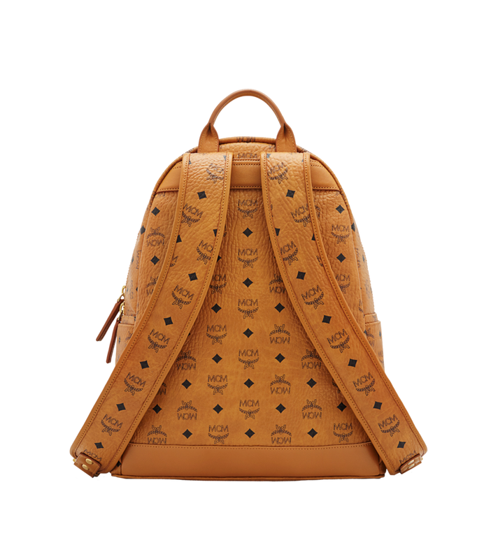 MCM Dual Stark Backpack in Visetos MMK6SVE79CO001 AlternateView4