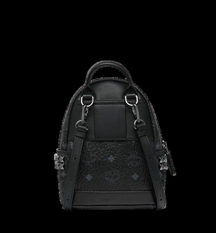 MCM Stark Side Studs Bebe Boo Backpack in Visetos AlternateView5