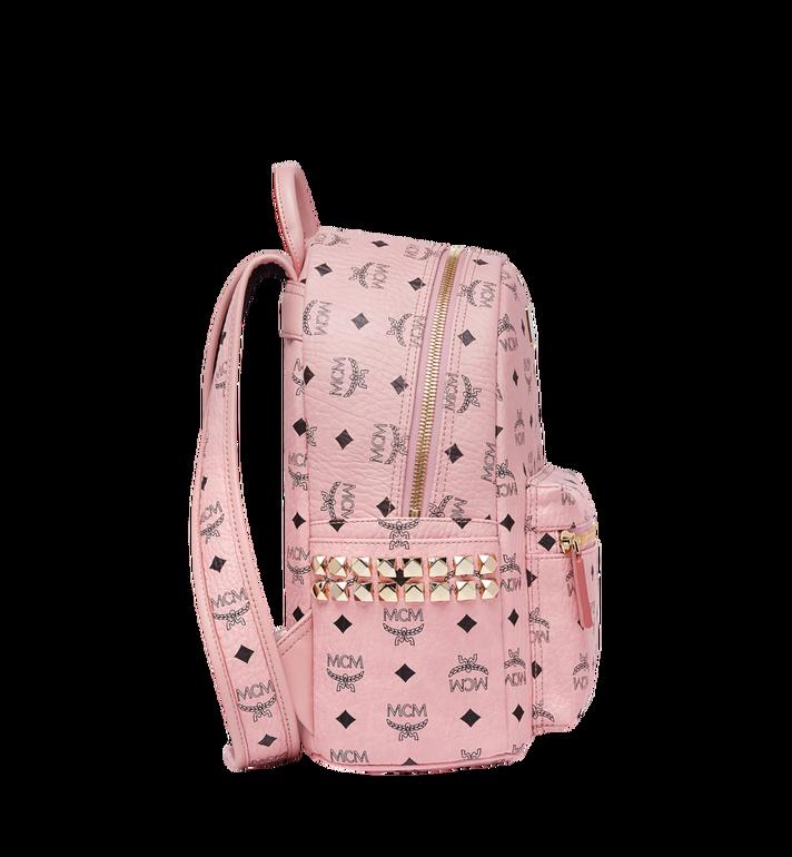 MCM Stark Side Studs Backpack in Visetos MMK7AVE37PZ001 AlternateView3