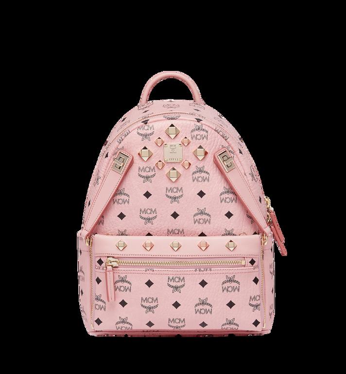 MCM Dual Stark Backpack in Visetos AlternateView