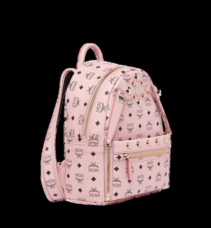 MCM Dual Stark Backpack in Visetos AlternateView2