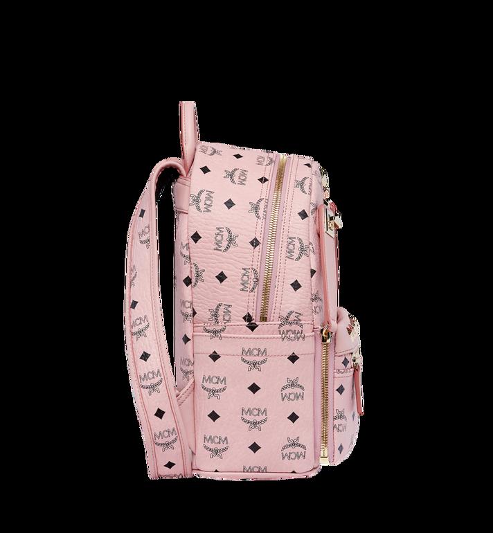 MCM Dual Stark Backpack in Visetos AlternateView3