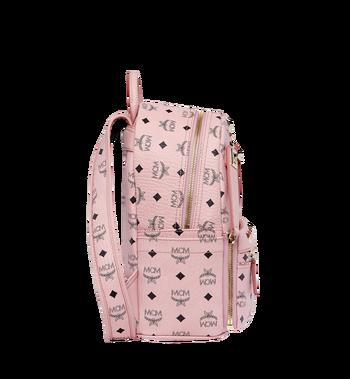 MCM Dual Stark Backpack in Visetos MMK7AVE80PZ001 AlternateView3