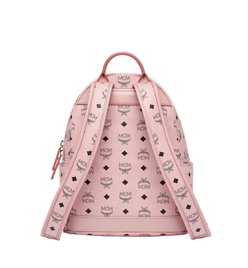 MCM Dual Stark Backpack in Visetos MMK7AVE80PZ001 AlternateView4