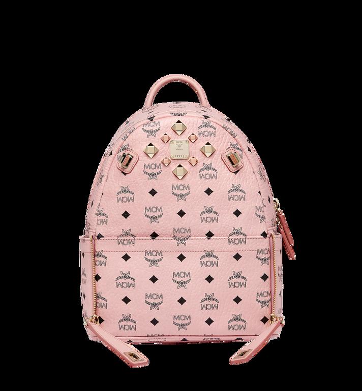 MCM Dual Stark Backpack in Visetos AlternateView5
