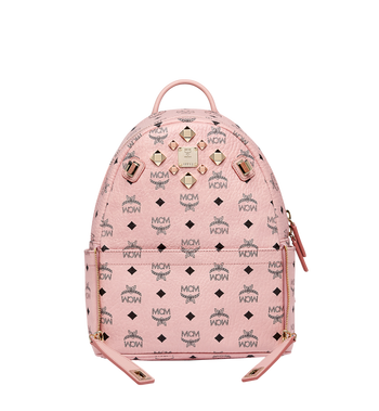 MCM Dual Stark Backpack in Visetos MMK7AVE80PZ001 AlternateView5