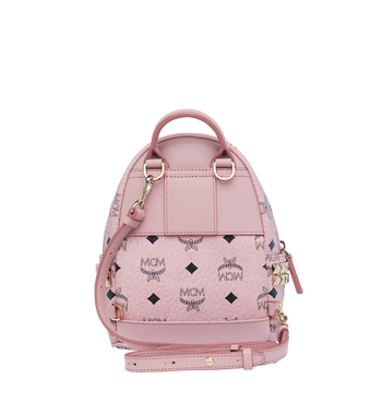 37c569604 20 cm / 8 in Stark Side Studs Bebe Boo Backpack in Visetos Soft Pink ...