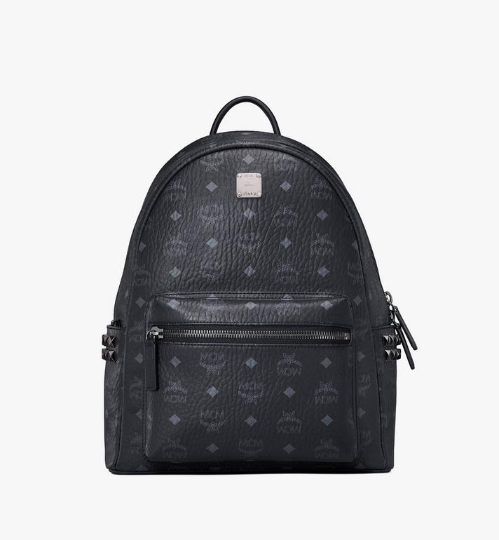 866d43830d 37 cm   14.5 in Stark Side Studs Backpack in Visetos Black