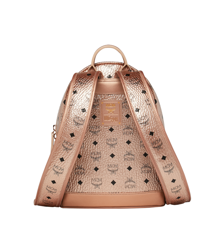 MCM MCM x WizPak Backpack in Visetos Alternate View 4