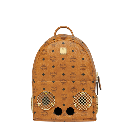 MCM x WizPak Backpack in Visetos