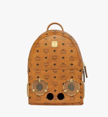 MCM x WizPak Backpack in Visetos
