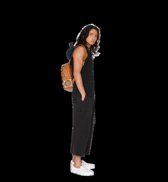 MCM MCM x WizPak Backpack in Visetos MMK8AOC85CO001 AlternateView7