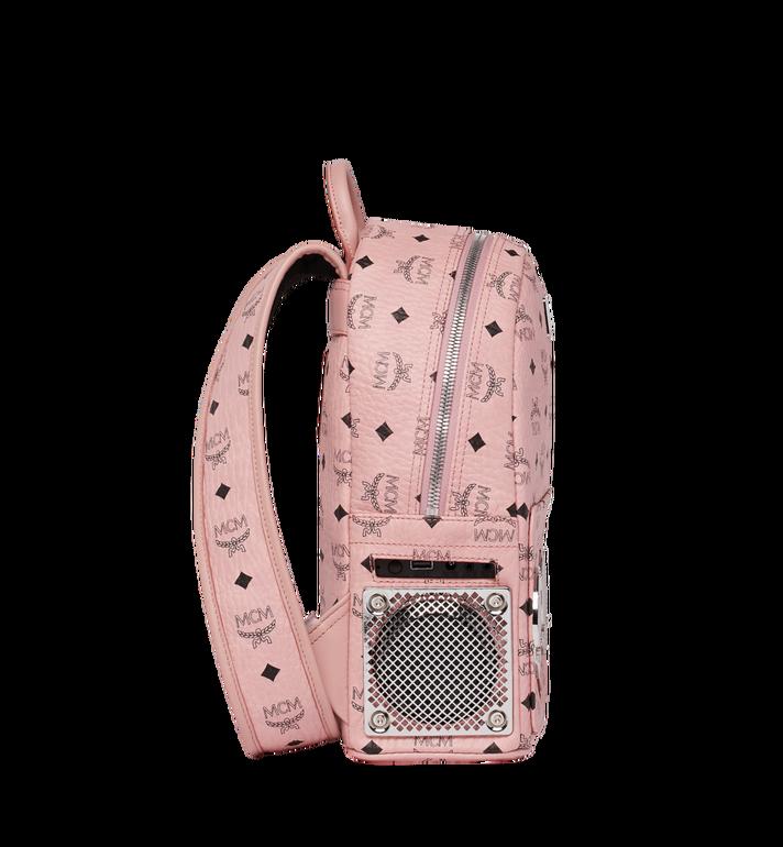 MCM MCM x WizPak Backpack in Visetos MMK8AOC85PZ001 AlternateView3