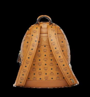 MCM MCM x WizPak Studded Backpack in Visetos Alternate View 4