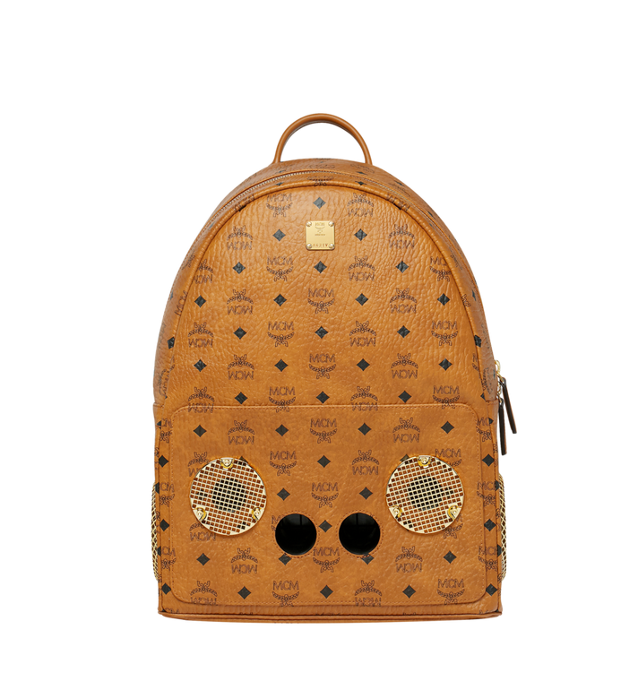 MCM MCM x WizPak Backpack in Visetos Alternate View