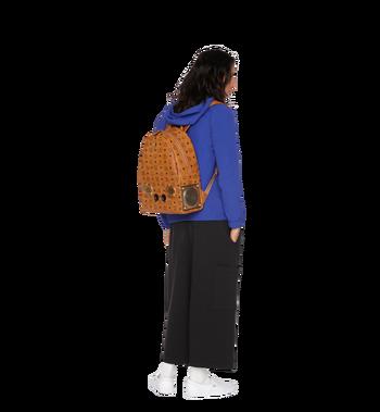 MCM MCM x WizPak Backpack in Visetos Alternate View 6