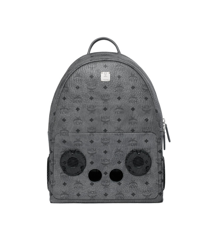 MCM MCM x WizPak Backpack in Visetos Alternate View 1