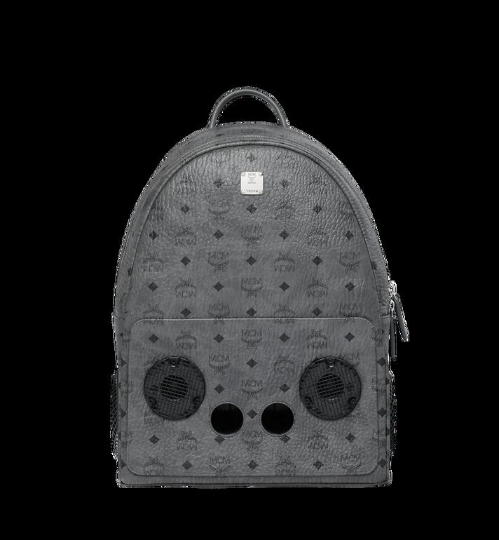 MCM MCM x WizPak Backpack in Visetos MMK8AOC88EP001 AlternateView