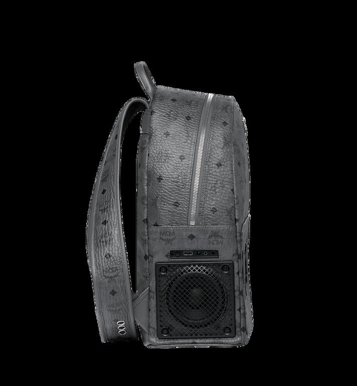 MCM MCM x WizPak Backpack in Visetos MMK8AOC88EP001 AlternateView3
