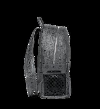 MCM MCM x WizPak Backpack in Visetos Alternate View 3