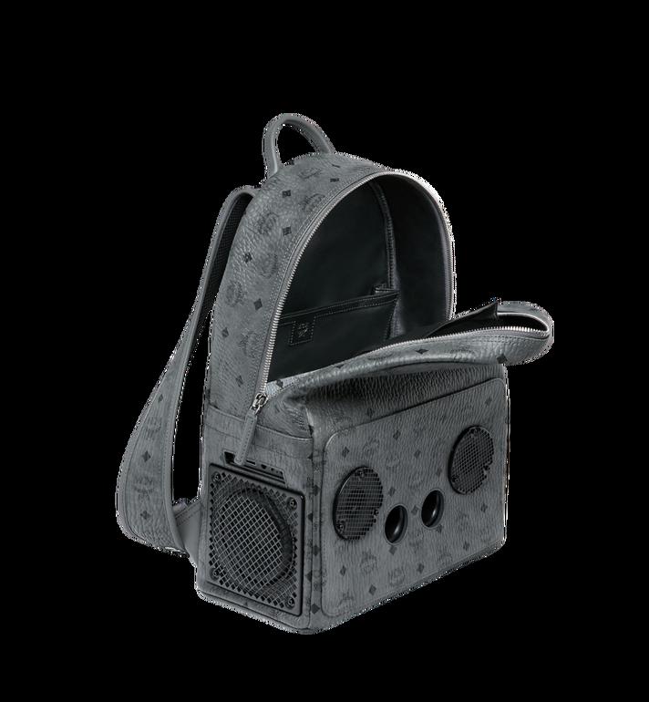 MCM MCM x WizPak Backpack in Visetos Grey MMK8AOC88EP001 Alternate View 5