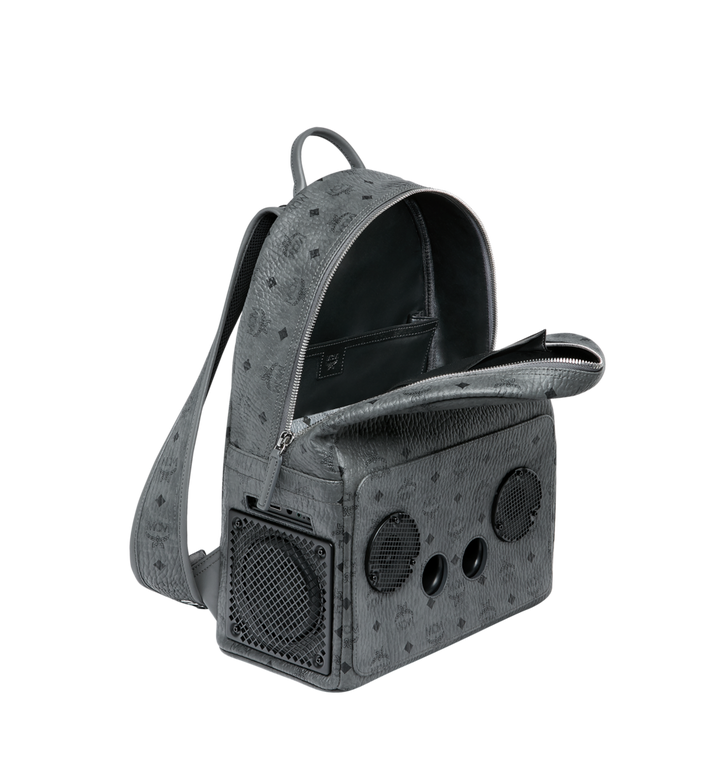 MCM MCM x WizPak Backpack in Visetos MMK8AOC88EP001 AlternateView5