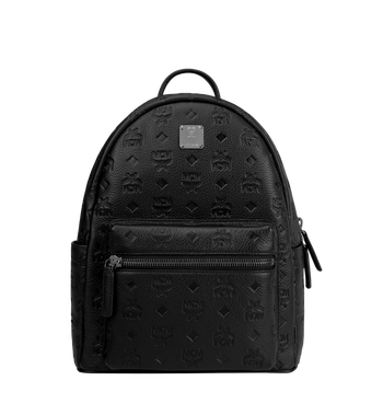 MCM Ottomar Backpack in Monogram Leather MMK8AOT44BK001 AlternateView
