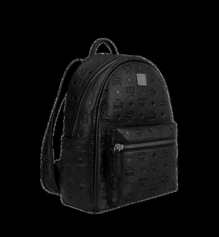 MCM Ottomar Backpack in Monogram Leather MMK8AOT44BK001 AlternateView2